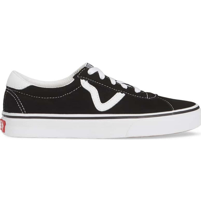 Vans - Sport - Suede Black