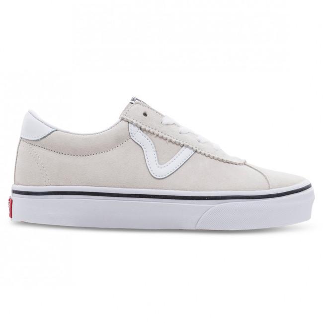 Vans - Sport - Suede White