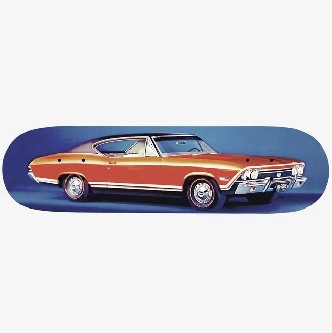 Diamond x Chevelle - Deck - '68