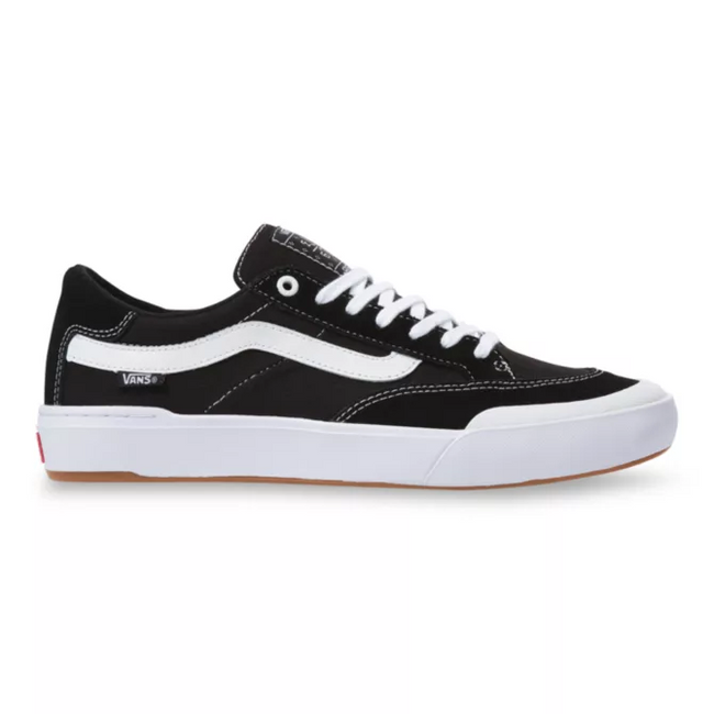 Vans - Berle Pro - Black/True White