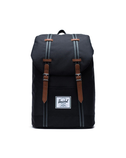 Herschel - Retreat - Black/Black/Tan
