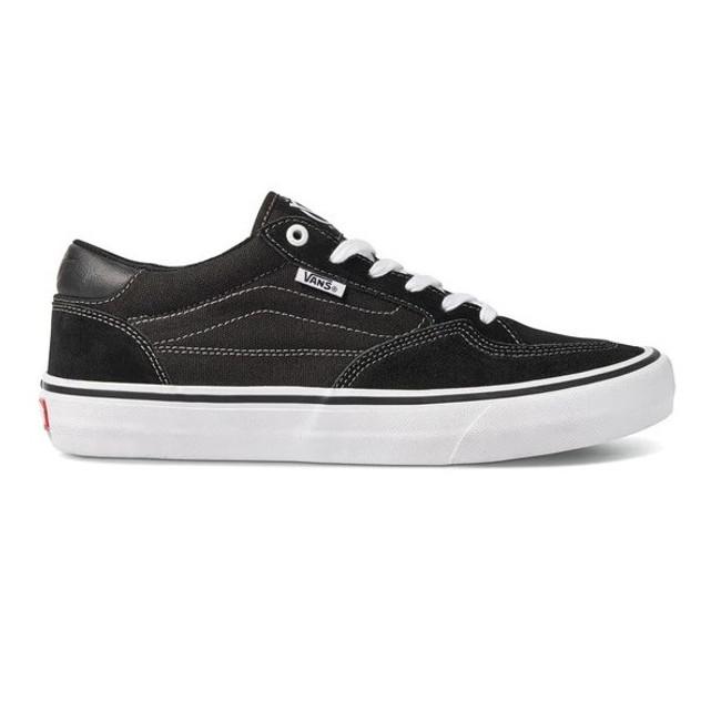 Vans - Rowan Pro - Black / White