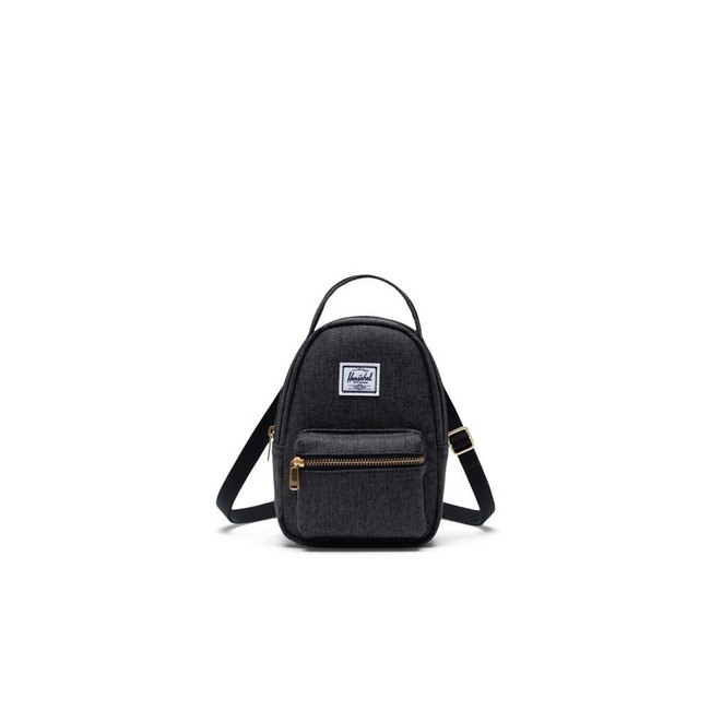 Herschel - Nova Crossbody - Black Crosshatch