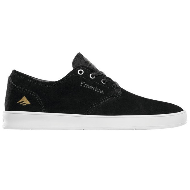 Emerica - Leo Laced - Black/White
