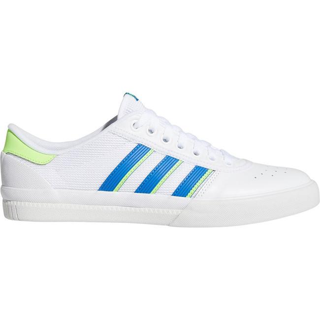 Adidas - Lucas Premiere - Cloud White/Glory Blue/Signal Green