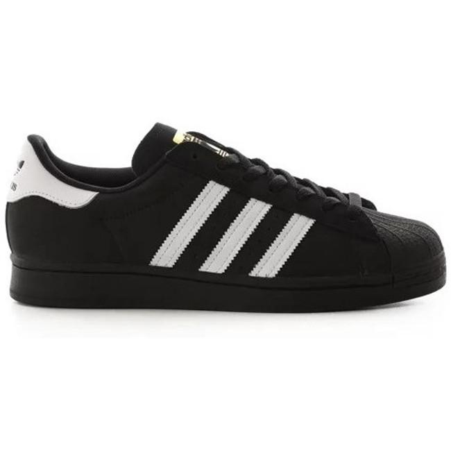 Adidas - Superstar - Core Black/Footwear White/Metallic Gold