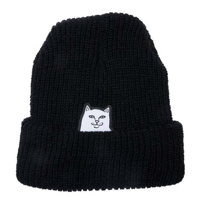 Rip N Dip - Beanie - Lord Nermal - Black