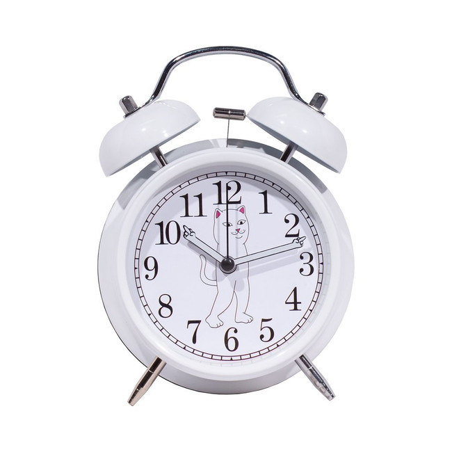 Rip N Dip - Alarm Clock - White