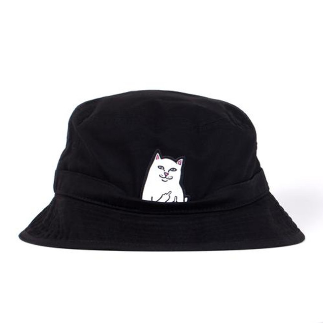 Rip N Dip - Hat - Lord Nermal Bucket - Black