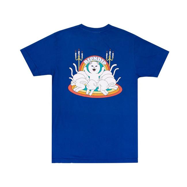 Rip N Dip - T-Shirt - Praise - Royal Blue