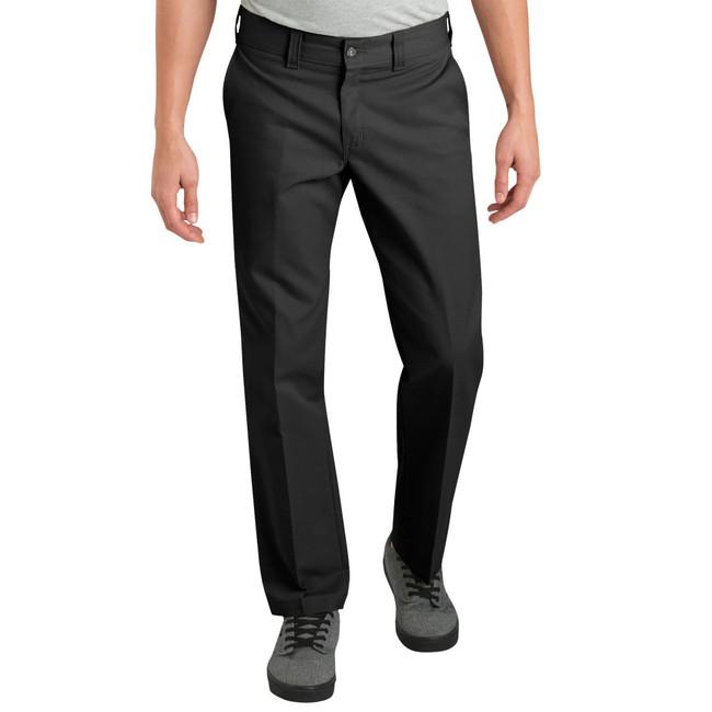 Dickies - Pants - '67 Slim Straight Leg Flex - Black