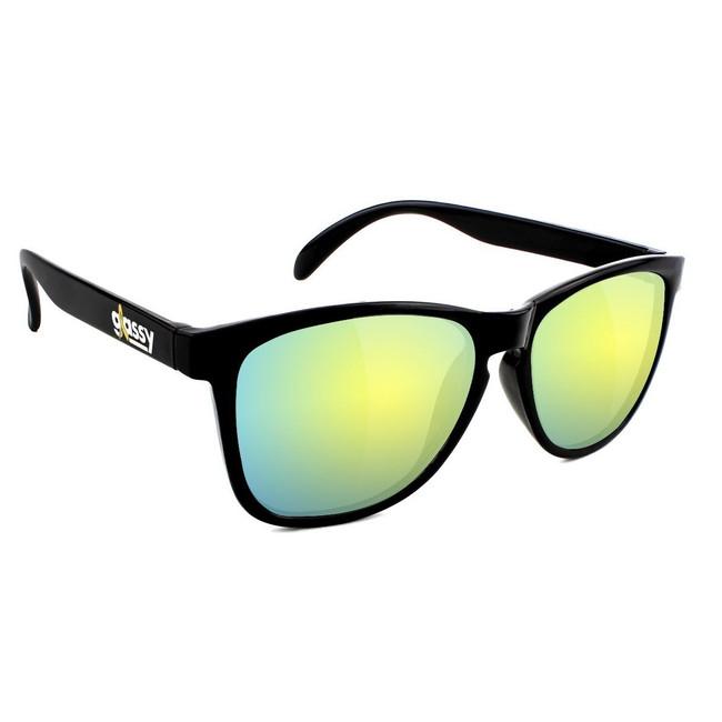 Glassy - Deric - Black/Gold (Cancer Hater)