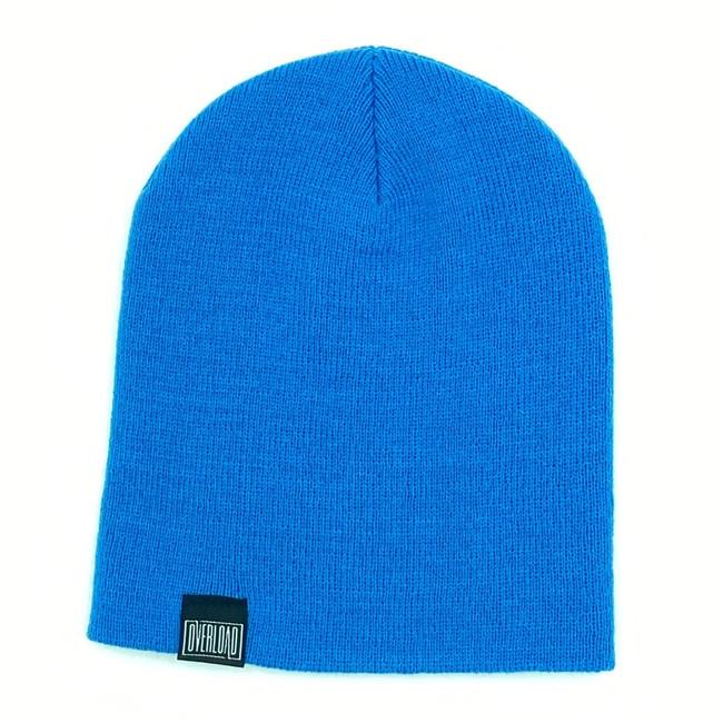 Overload - Beanie - Classic Knit - Carolina Blue