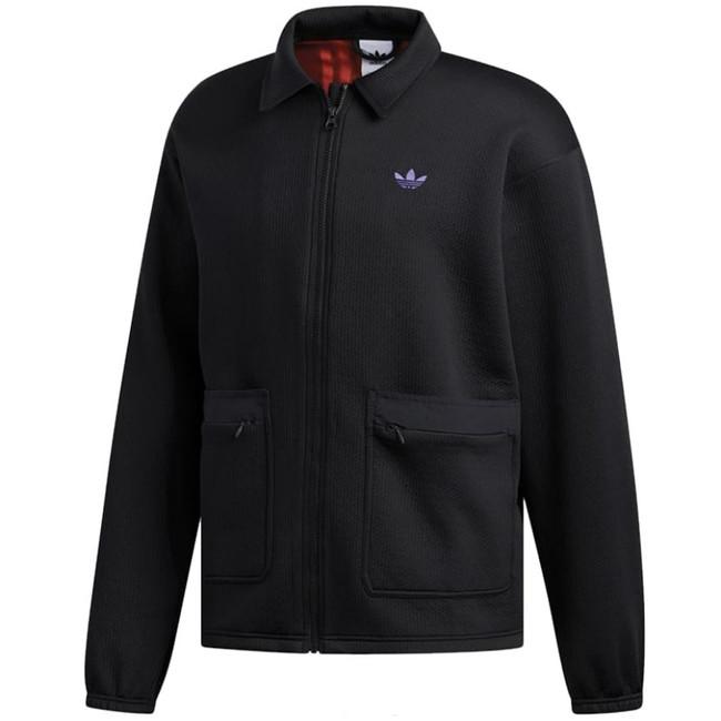 Adidas - Utility Jacket - Black / Purple