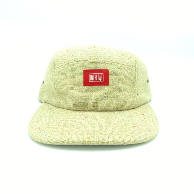 Overload - 5 Panel - Tan Tweed