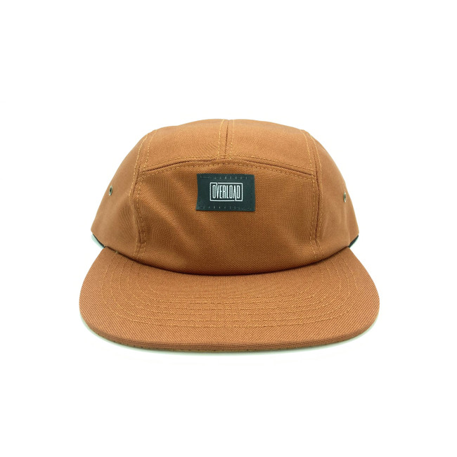 Overload - 5 Panel - Burnt Orange