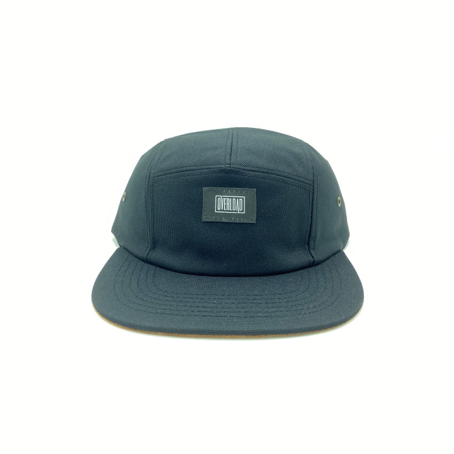 Overload - 5 Panel - Black