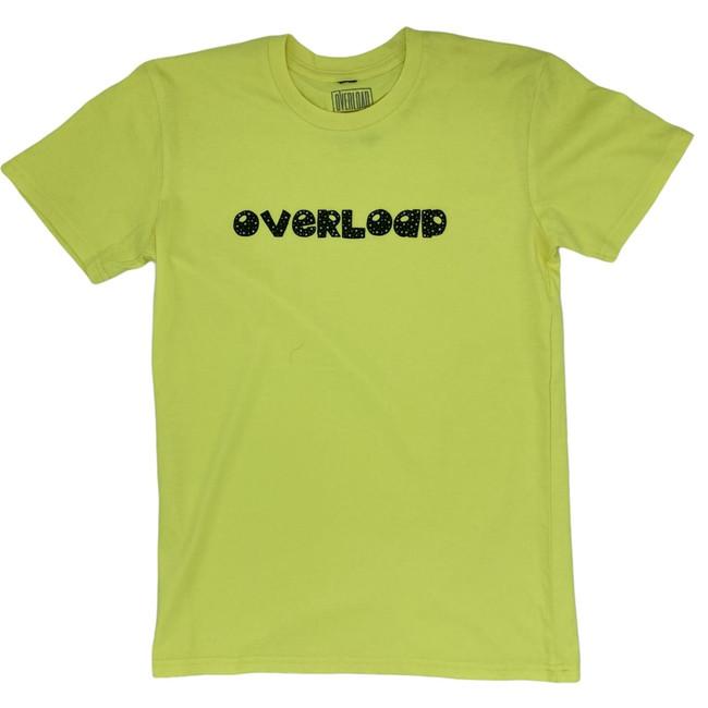 Overload - Stars - Tee - Lemon
