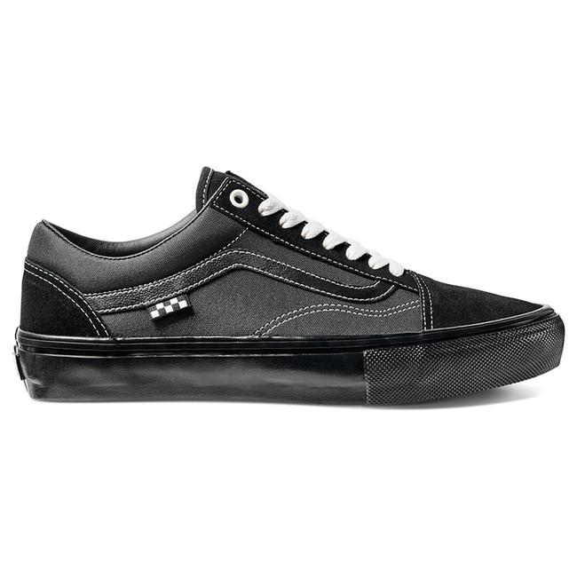 Vans - Skate Old Skool Pro - Black/Black