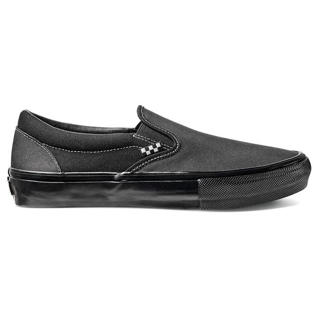 Vans - Skate Slip On Pro - Black/Black