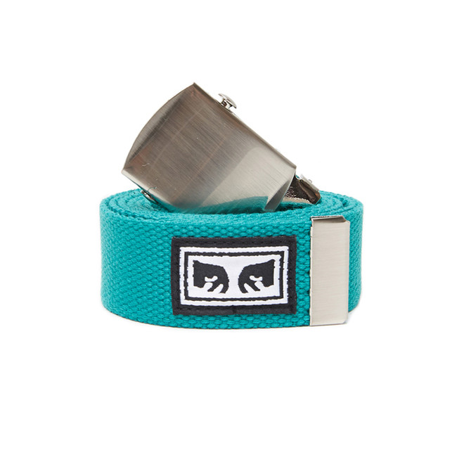 Obey - Big Boy Web  belt - sky blue