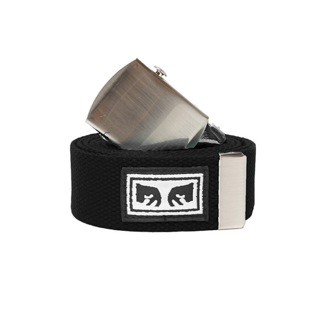 Obey - Big Boy Web Belt - Black