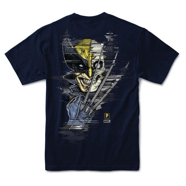 Primitive - Marvel Wolverine Tee