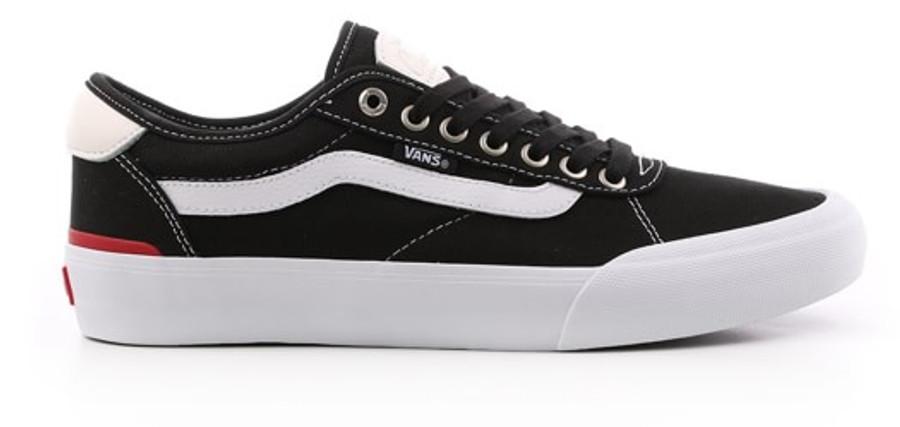 Vans - Chima Pro 2 - (Canvas) Black/White