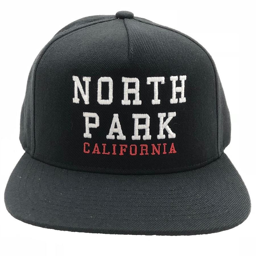 Overload - Hat - North Park - Black