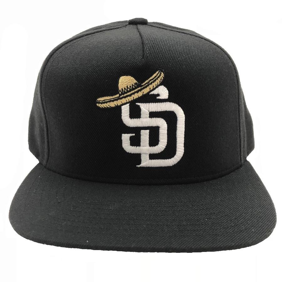 Overload - Hat - SD Sombrero - Black