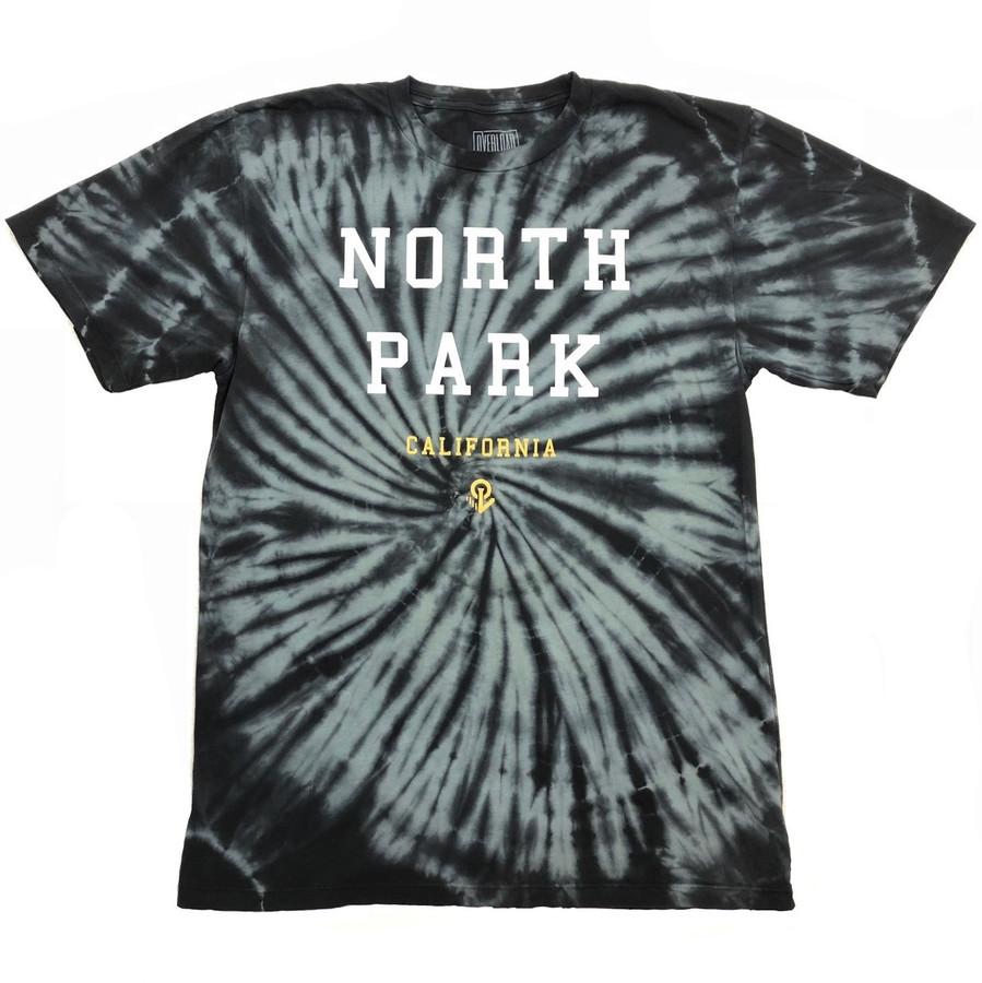 Overload - NorthPark Tie Dye Tee - Starry Night