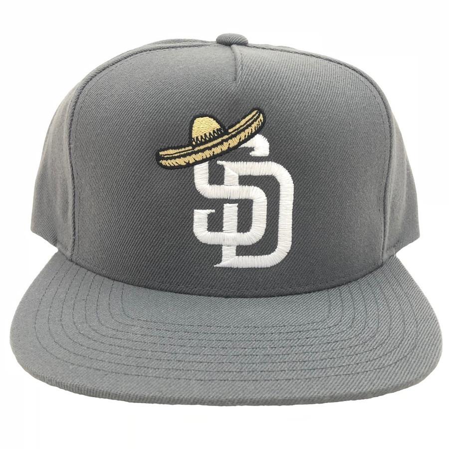 Overload - Hat - Sombrero - Grey