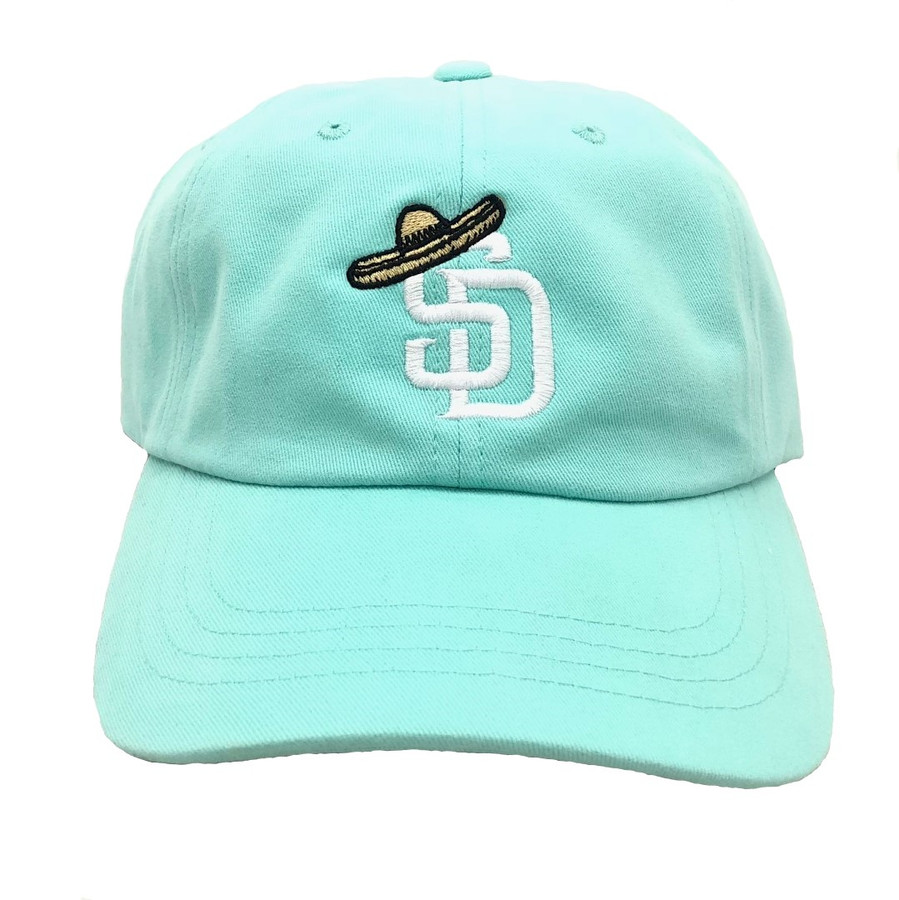 Overload - Hat - Sombrero Unstructutred - Tiffany Blue