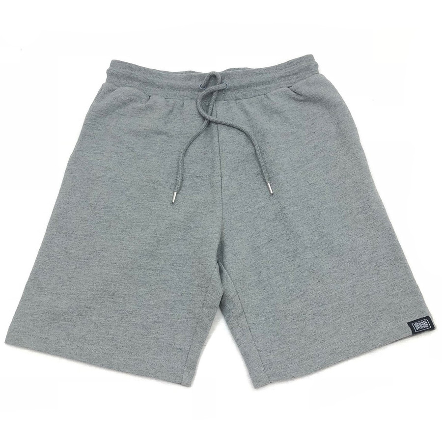 Overload - Shorts - Stadium Sweats - Steel Grey