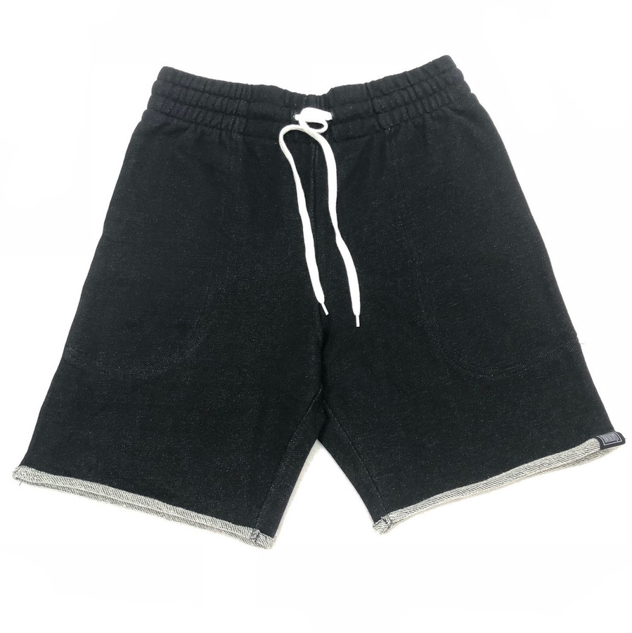 Overload - Shorts - Terry Track - Black Heather