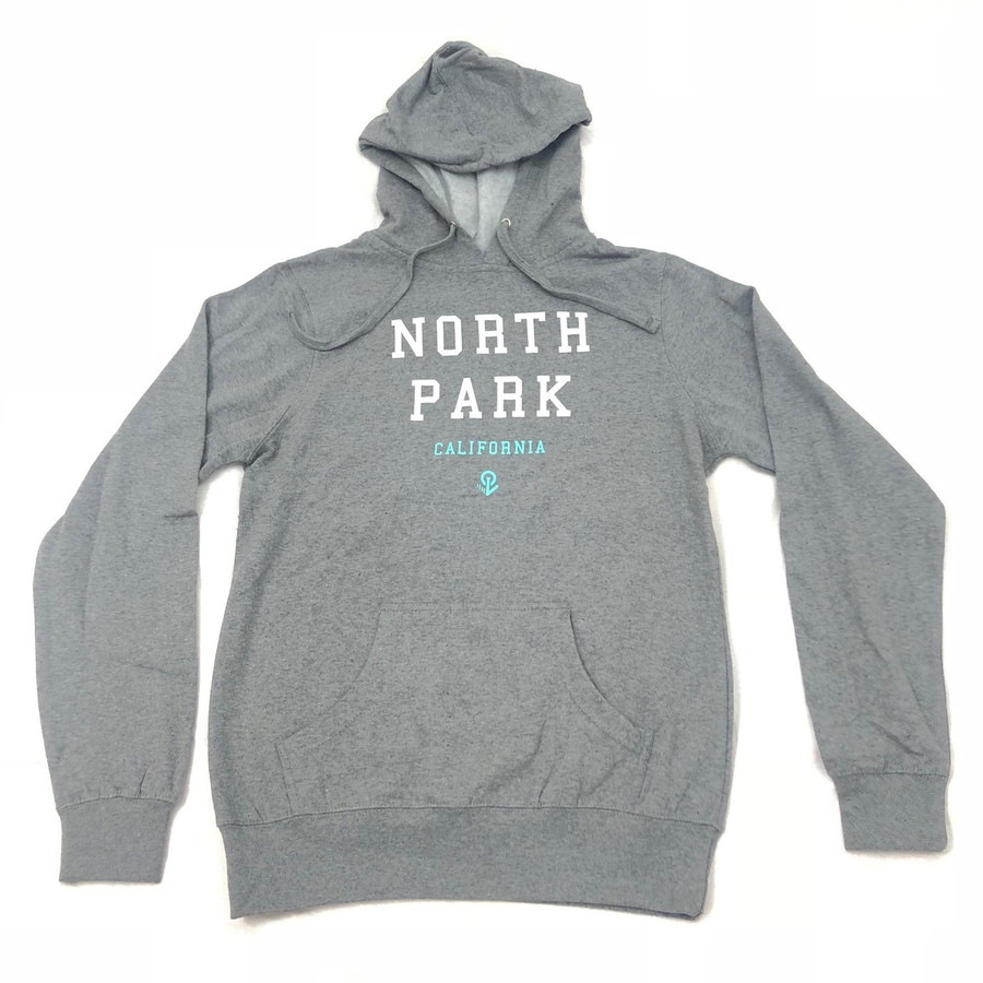 Overload - Women - Hoody - North Park - Ash Grey