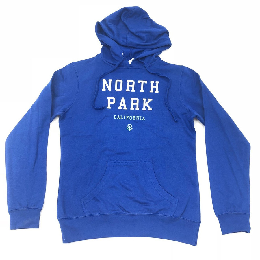 Overload - Women - Hoody - North Park - Royal Blue