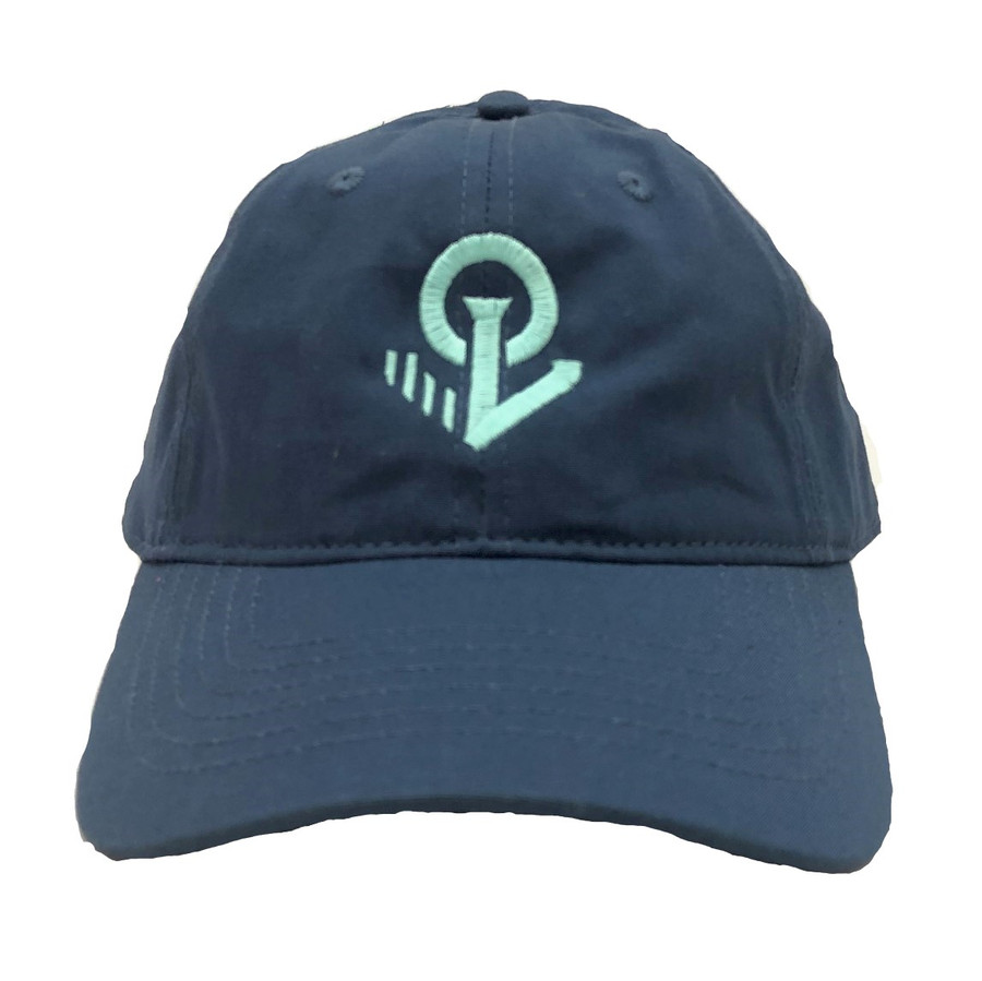 Overload - Anchor - Unconstructed Hat  - Harbor Blue
