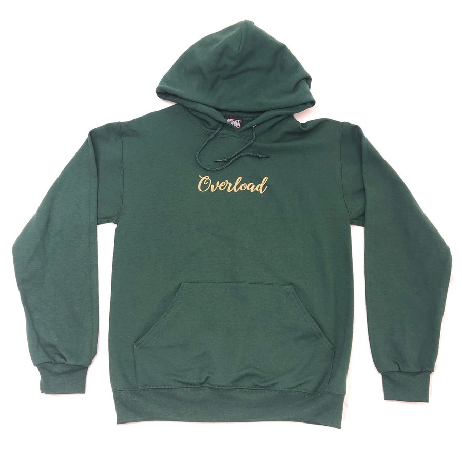 Overload - Sweatshirt - Chunk - Forest Green