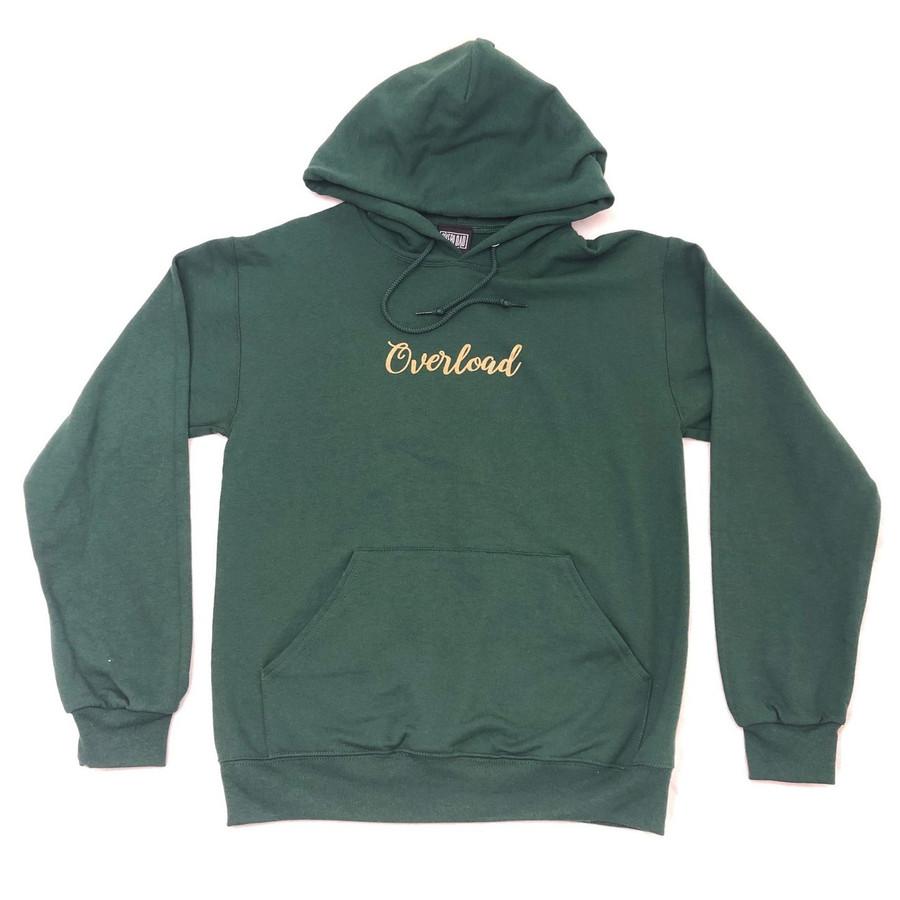 Overload - Sweatshirt - Chunk - Forest Green