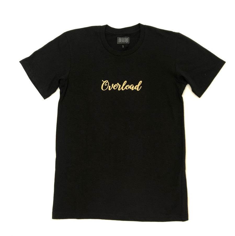 Overload - T-Shirt - Chunk - Black