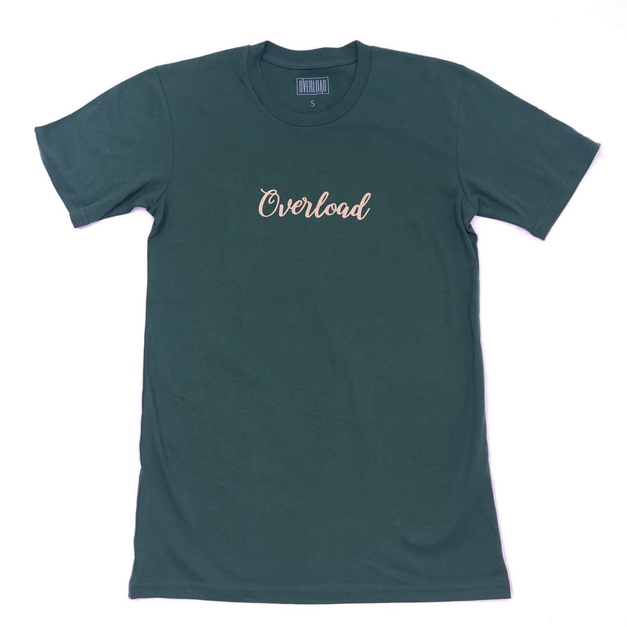 Overload - T-Shirt - Chunk - Forest Green