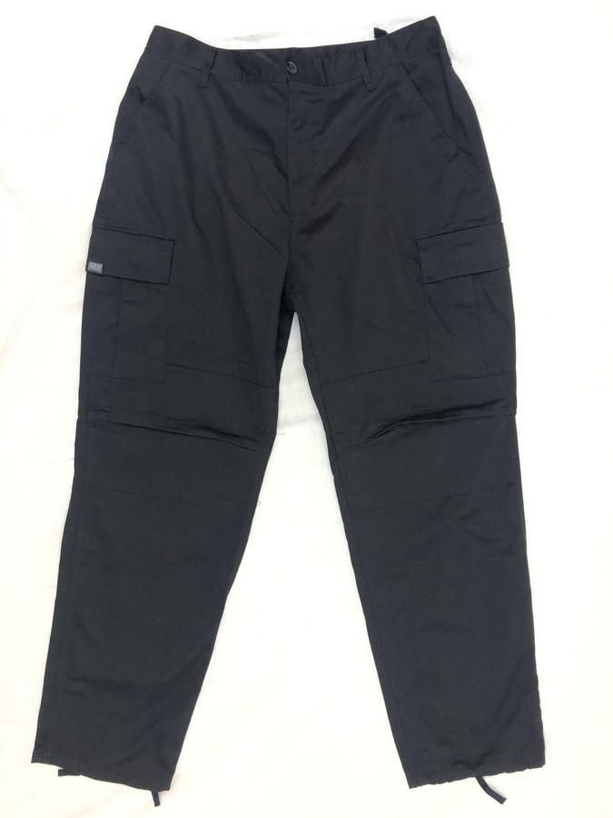 Overload - Pants - Cargo - Black