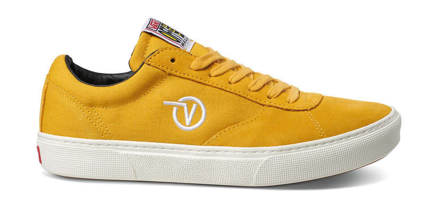 Vans - Paradox - Yolk Yellow