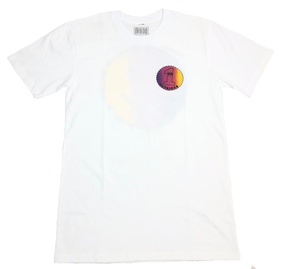 Overload - T-Shirt - Visual Malaise - White