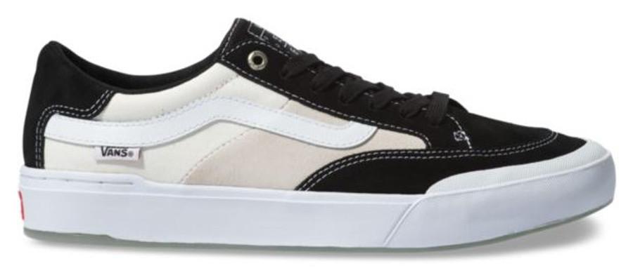 Vans - Berle Pro - Black/White