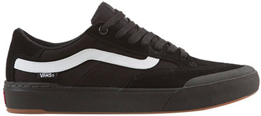 Vans - Berle Pro - Black/Black/White