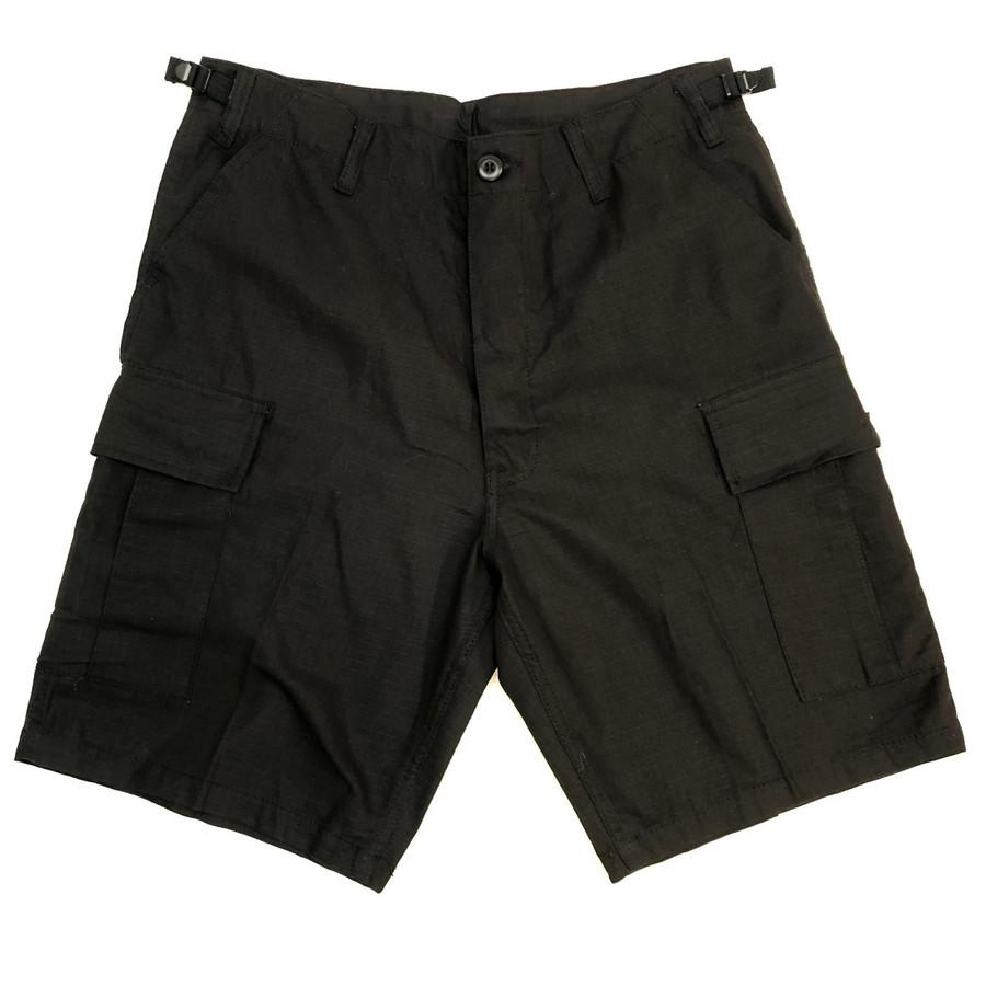 Overload - Cargo Shorts - Black