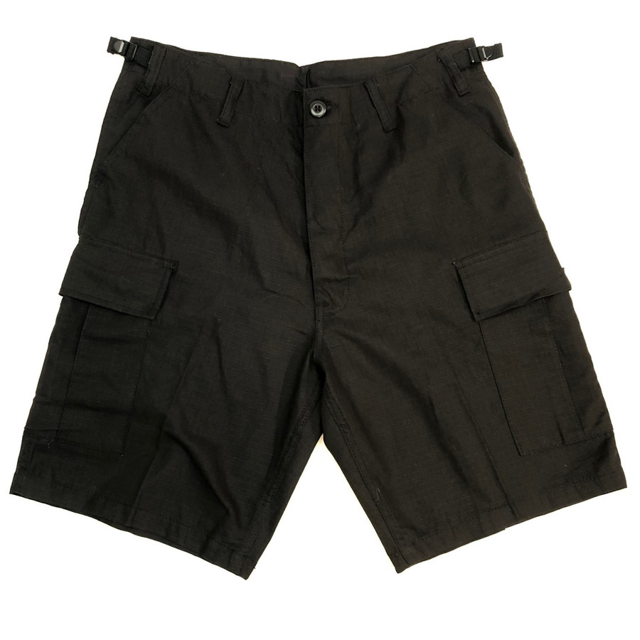 Overload - Cargo Shorts - Black