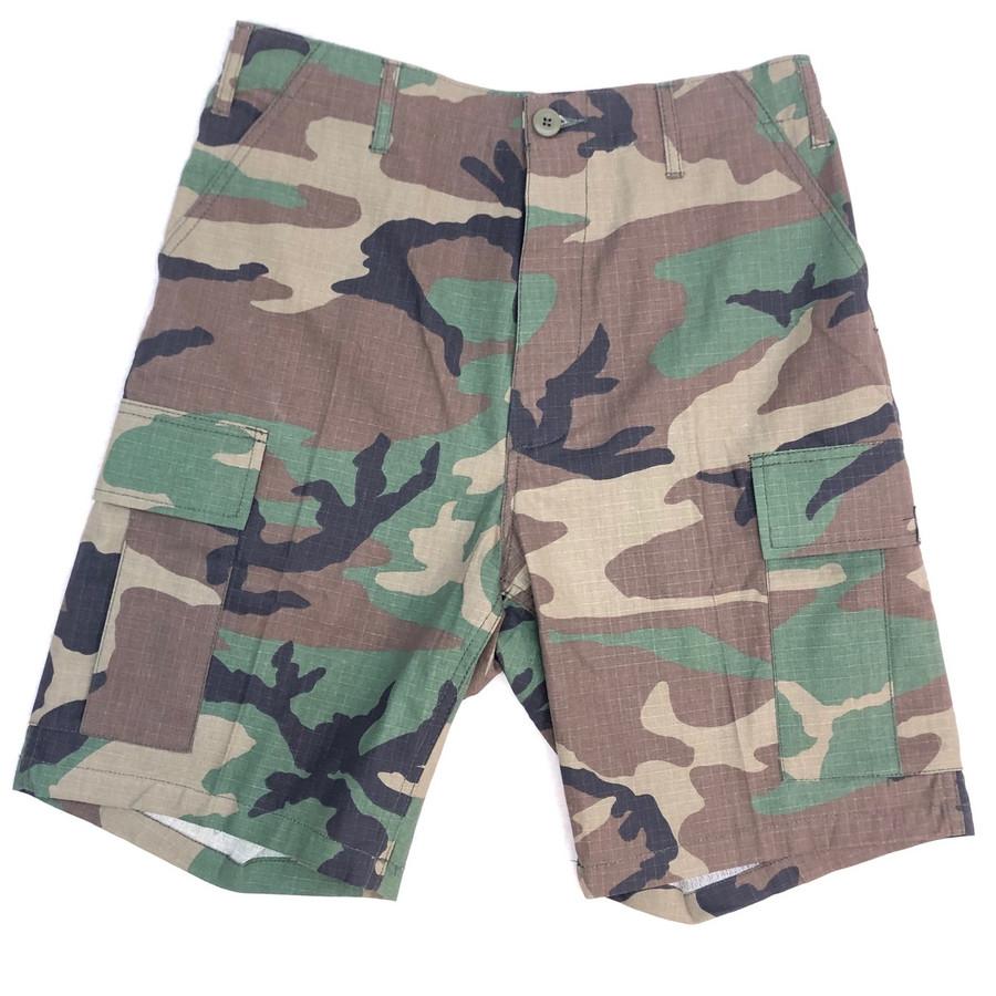 Overload - Cargo Shorts - Camo